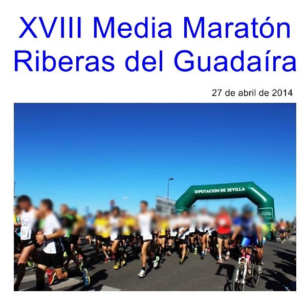 XVIII Media Maratón Riberas del Guadaíra