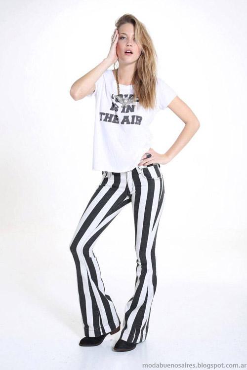 Riffle Jeans primavera verano 2014. Moda 2014.
