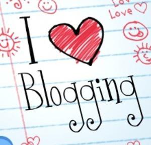 Me gusta el blogging