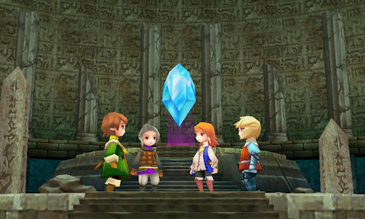free FINAL FANTASY III 1.0.5 APK + DATA (Android) download