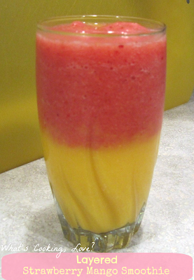 http://whatscookinglove.com/2012/06/layered-strawberry-mango-smoothies/