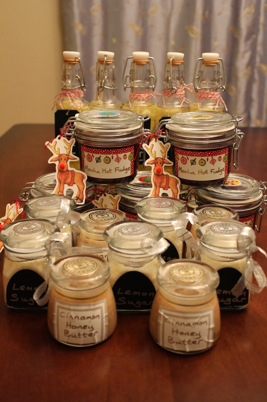 the garlic press homemade christmas gifts. Black Bedroom Furniture Sets. Home Design Ideas