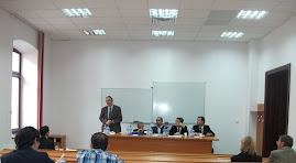 Aspect de la susţinerea tezei d-lui Constantin Butnaru, 25.09.2012