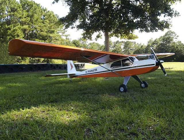Senior Telemaster RC Airplane