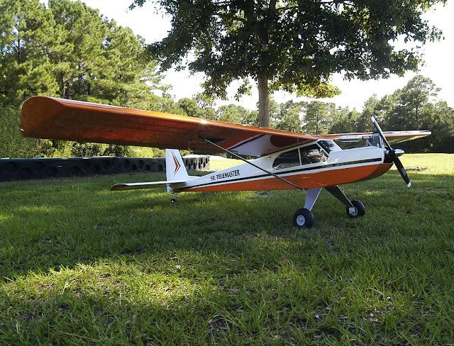 Senior Telemaster RC Airplane