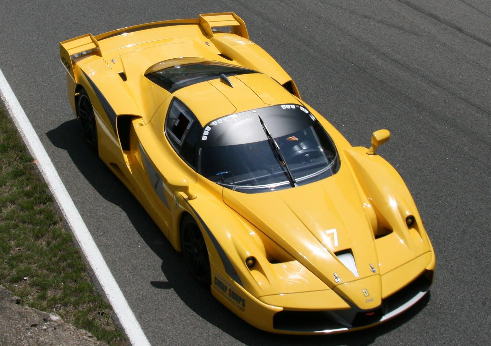Ferrari Fxx Evoluzione Vintage Cars