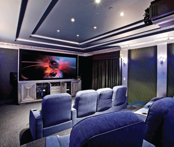 Winnetka A V Home Theater Ideas Part 2