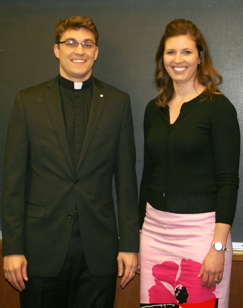 Our New Associate Pastor