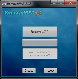 free download RemoveWAT.2.2.5