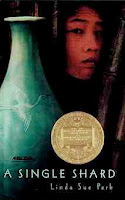 bookcover of NEWBERY WINNER A SINGLE SHARD  by Linda Sue Park