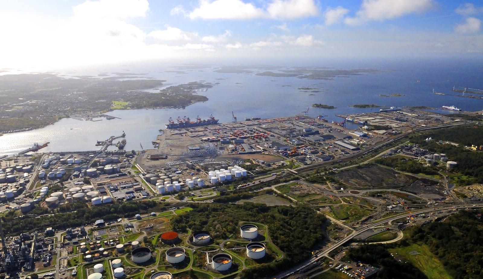 Gothenburg (NE) United States  City new picture : ... from the United States to the port of Gothenburg Goteborg , Sweden