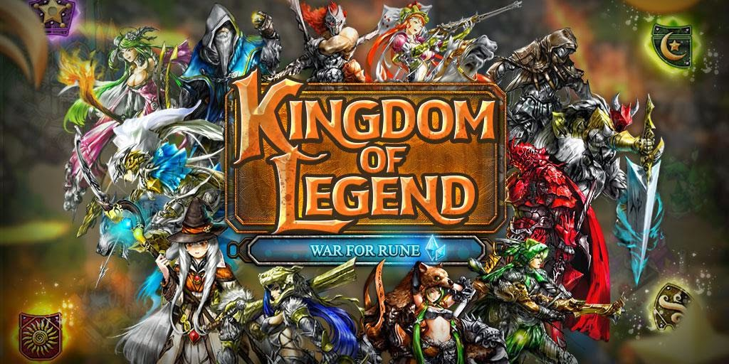Kingdom of Legend Apk v1.14 Free