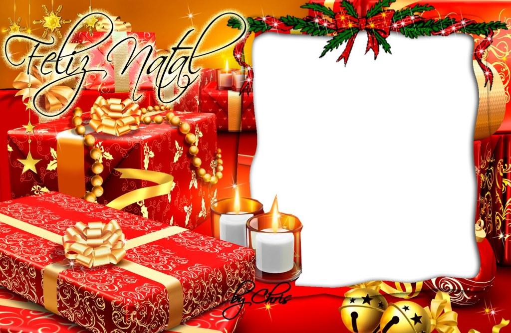Lindos cartões de natal para imprimir e escrever mensagem