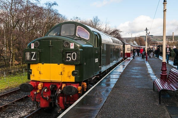 D335 at Rawtenstall