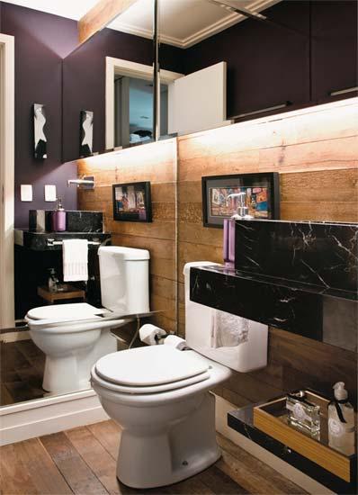 BARRA DE APOIO NBR 9050 Decoração de lavabo -> Decoracao Banheiro Lavabo