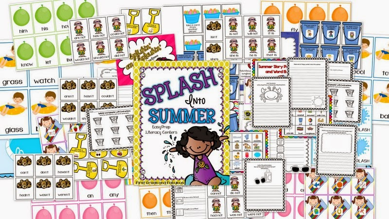 http://www.teacherspayteachers.com/Product/Splash-Into-Summer-710129