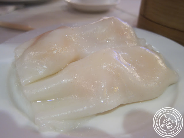 Image of Steamed shrimp rolls at the Golden Unicorn in Chinatown NYC, New York
