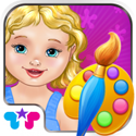 Baby Arts & Crafts - Care, Play, Paint And Create Your Memory Book App - Kids Apps - FreeApps.ws