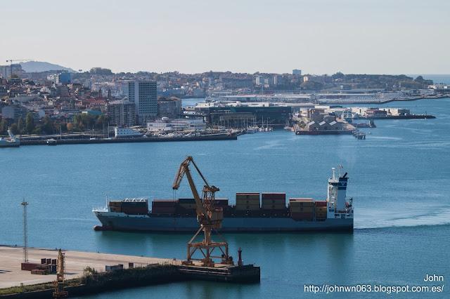 berit, fotos de barcos, imagenes de barcos, container ship