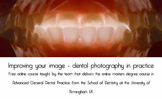 Free online course: Improving your image - dental photography in practice