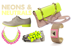 TRENDY NEONS AND NEURTALS