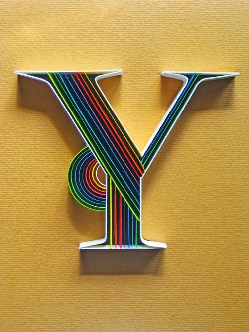 25-Y-Quilling-Illustrator-Typographer-Calligrapher-Paper-Sculptor-Sabeena-Karnik-Mumbai-India-Sculptures-A-to-Z-www-designstack-co