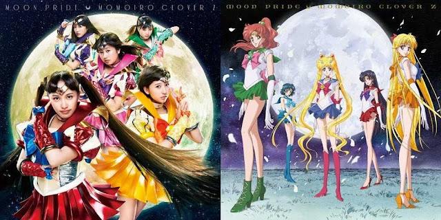 Momoiro Clover Z - Sailormoon custom