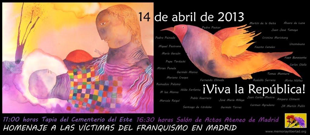 Homenaje 2013