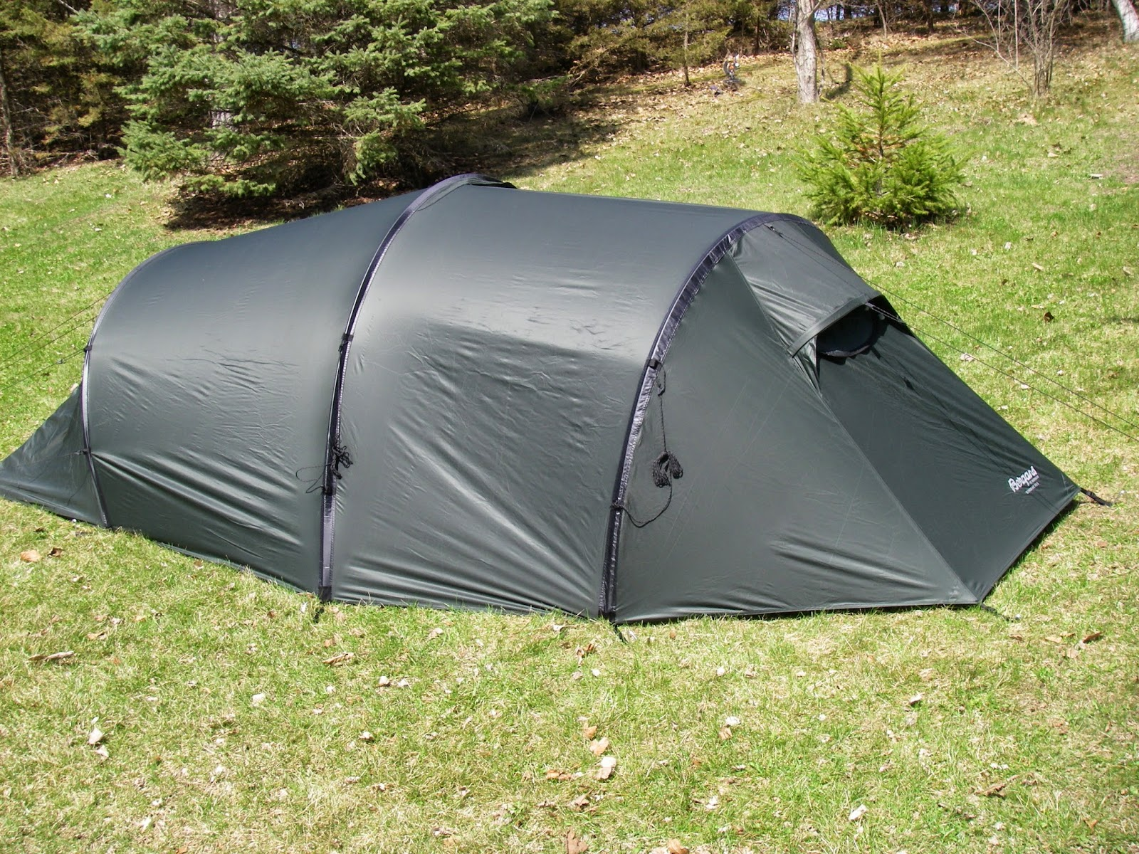 Bergans Rondane FR/3P Tent Review & Piragis Northwoods Company Boundary Waters Blog: BLOG 68.Bergans ...