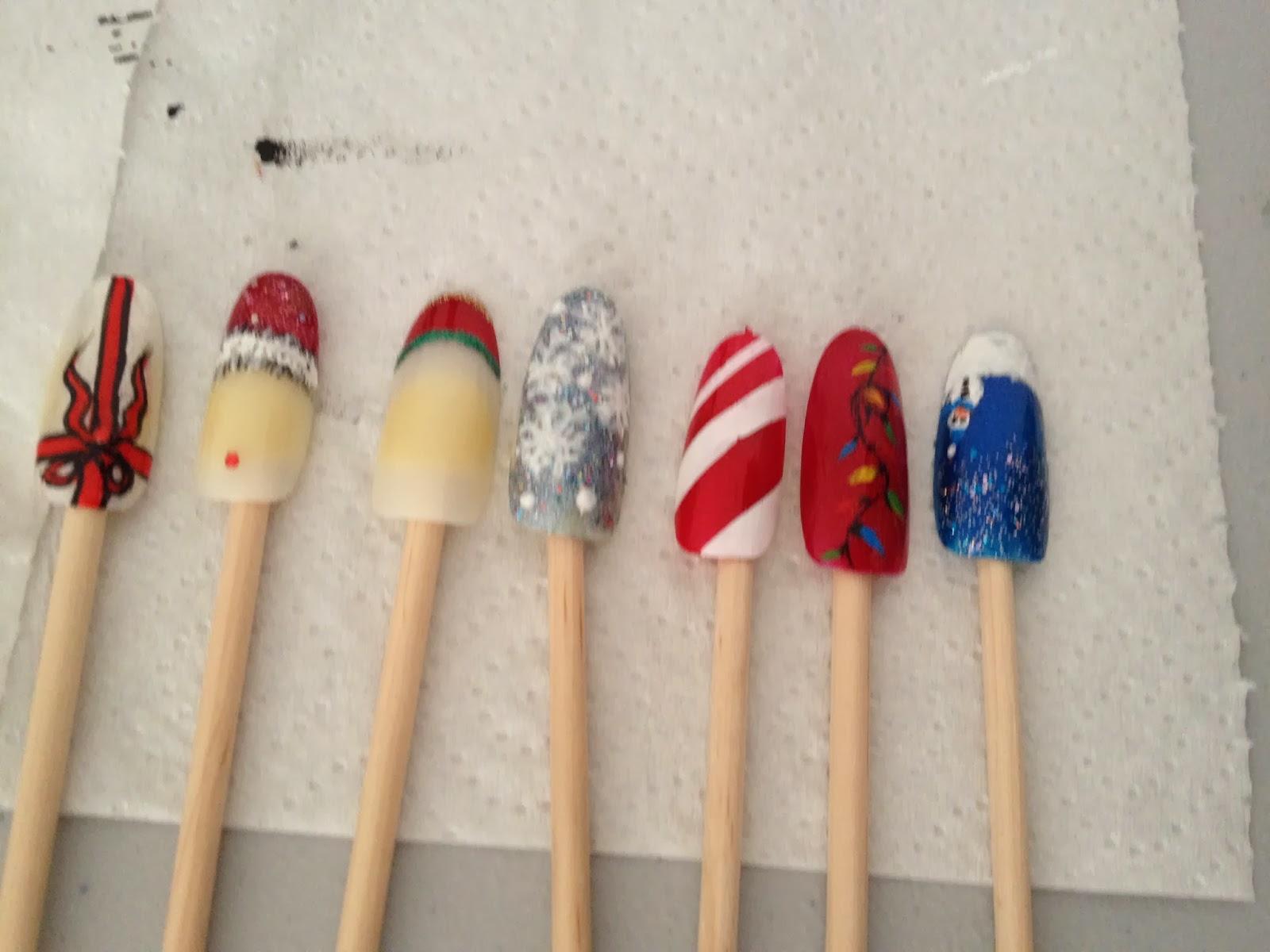 Ateliers nail art Décembre et Janvier11