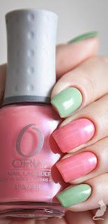 Orly Coachella Dweller + Orly Pretty Please