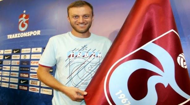 Ανακοινώθηκε ο Πόντιος Αβραάμ Παπαδόπουλος στην Τράμπζονσπορ!