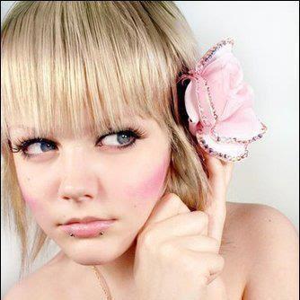 la cara verdadera de kota kota dakota rose sin maquillajes ni photoshop