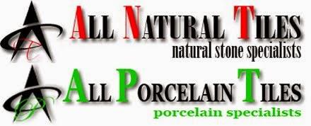 All Natural Tiles & All Porcelain Tiles