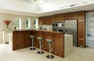 Decoraci n e ideas para mi hogar cocinas americanas modernas - Cocinas modernas americanas ...