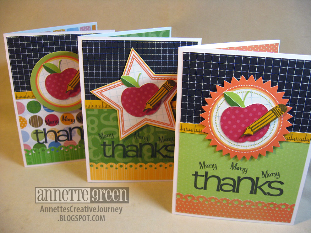 Cards & More - Teacher on Pinterest | Teacher Cards, Gift ...