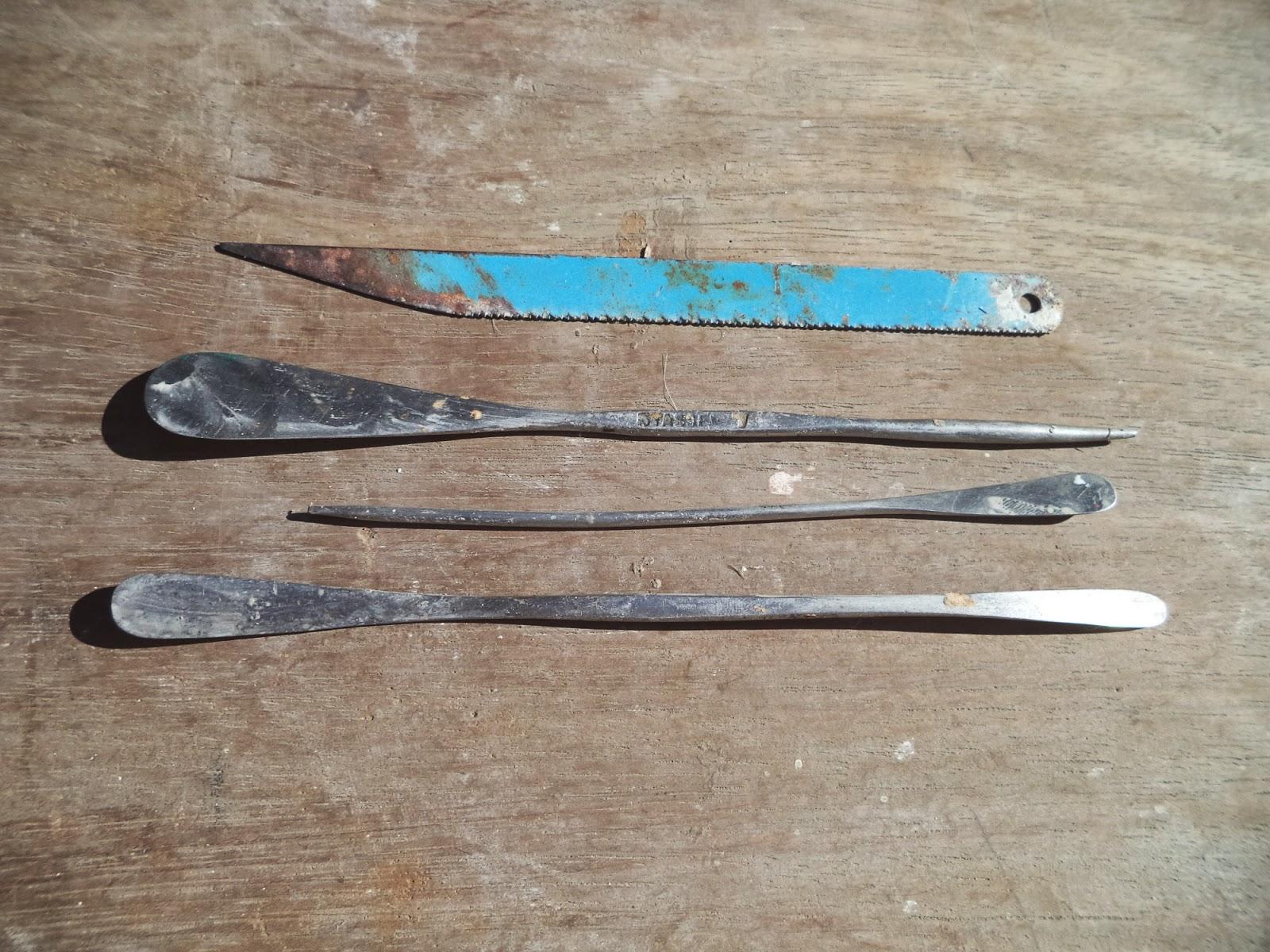 Cer mica complementaria fba la plata materiales y Herramientas artesanales