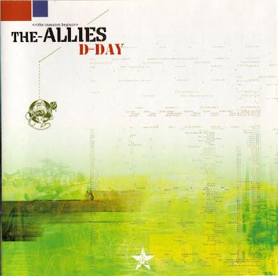 The Allies – D-Day (CD) (2000) (320 kbps)