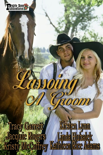 Lassoing a Groom, with story The Perfect Homestead Bride by Linda Hubalek