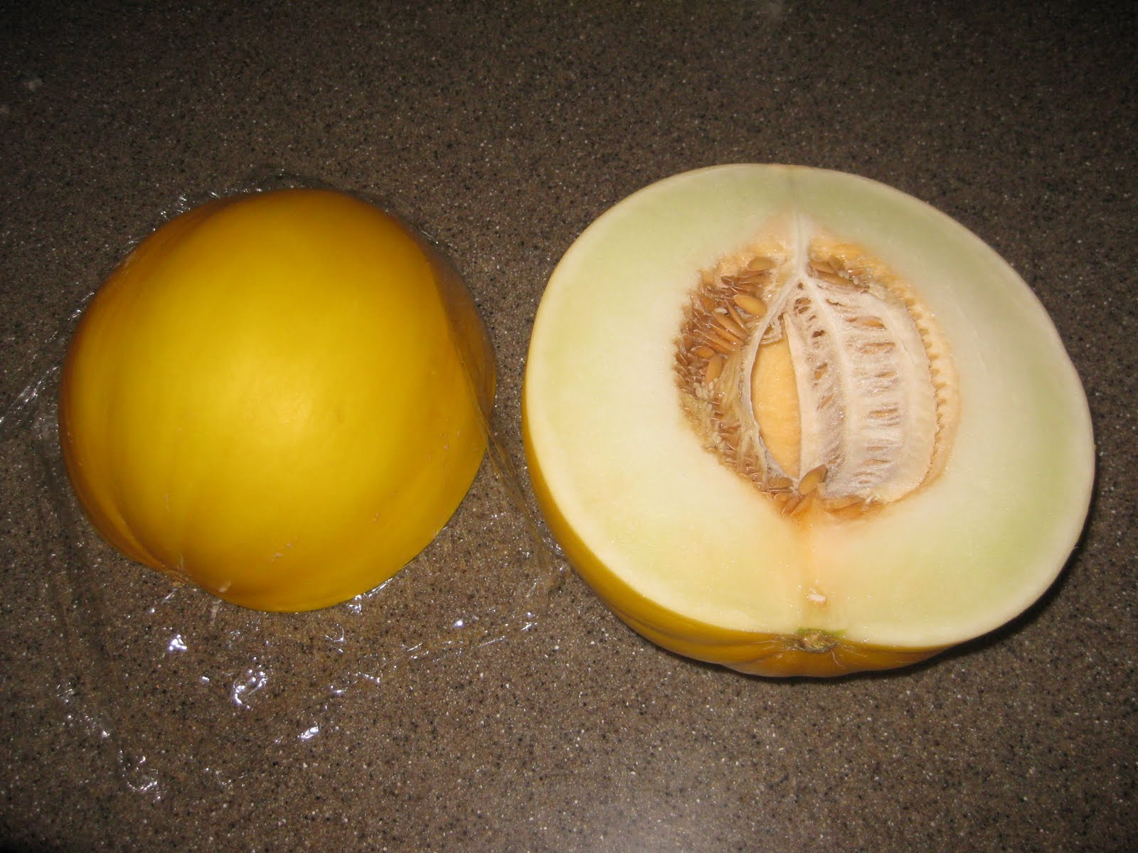 golden delicious melon