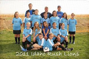 Idaho Rush Lions