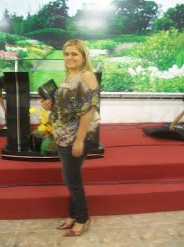 Eu  quando  chegueino brasil com meu 74  kilos...