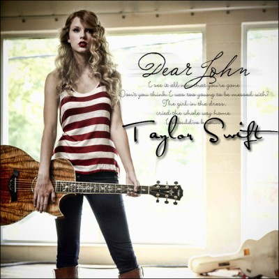 Taylor Swift Dear John