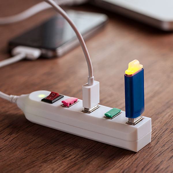 extraordinary gadgets power source for multiple usb gadgets
