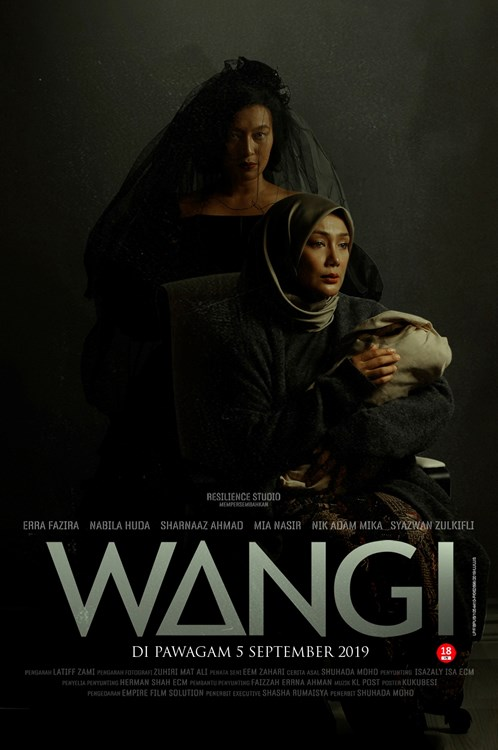 5 SEPT 2019 - WANGI  (Malay)