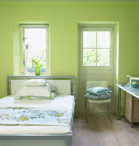 Quali colori scegliere per arredare e tinteggiare la for Colori camera da letto matrimoniale