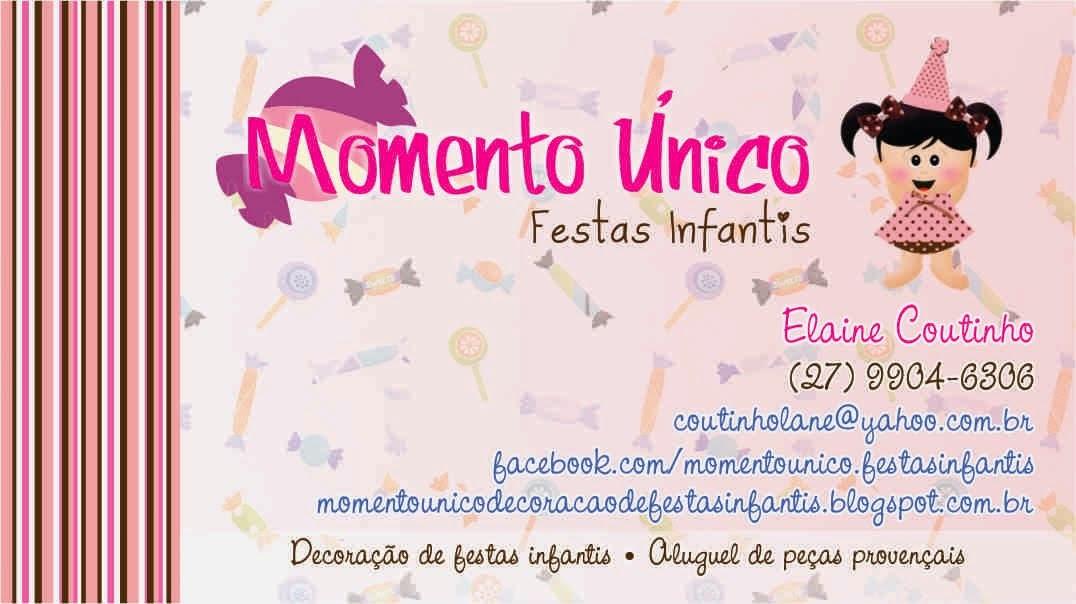 Momento Único Aluguel de peças para Festas Infantis e Demais.