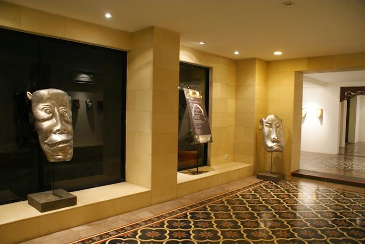 Pameran Seni Visual Inkonfeso Topeng Noor Ibrahim