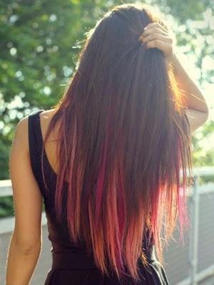 Los peinados 2014 look colores de pelo tienen inventiva propia, te dan