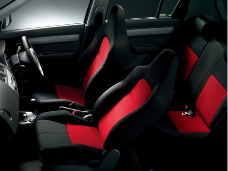 Suzuki Swift Seats